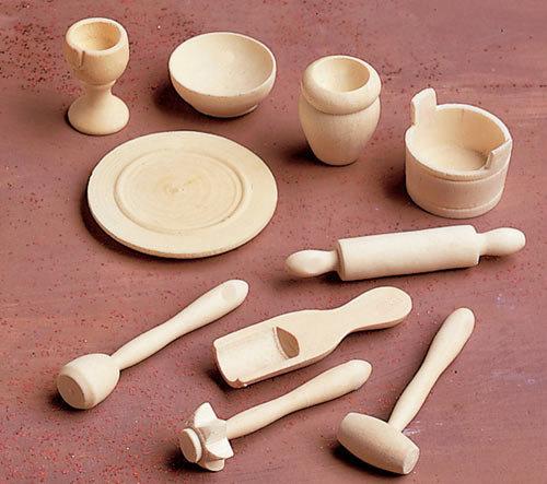 Посуда из дерева для кухни своими руками 95