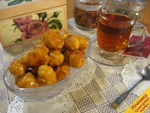 Татарский баурсак пошаговый рецепт с