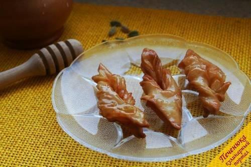 Медовая пахлава пошаговый рецепт с фото