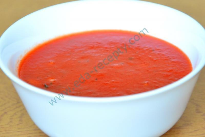 Простой соус в домашних условиях в макаронам
