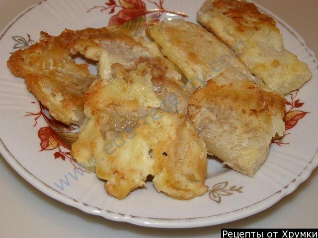 Филе минтая в кляре рецепт с пошаговым