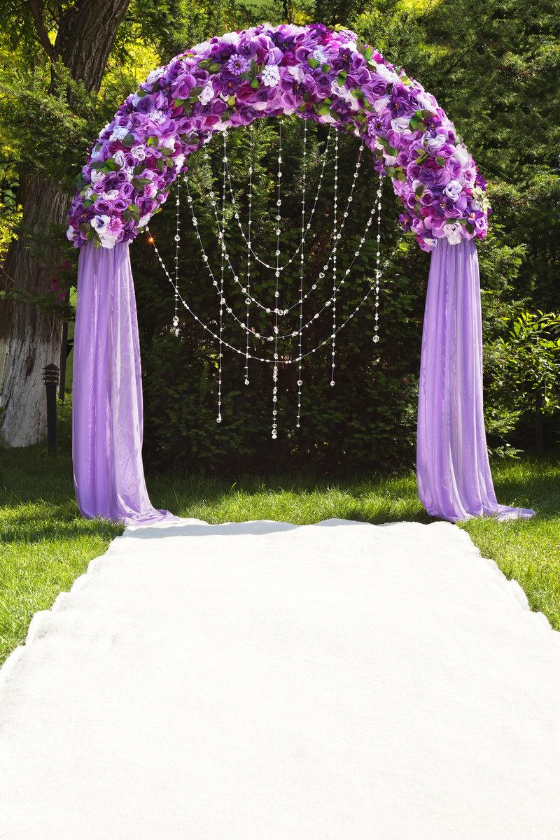 Арка на свадьбу пошаговая