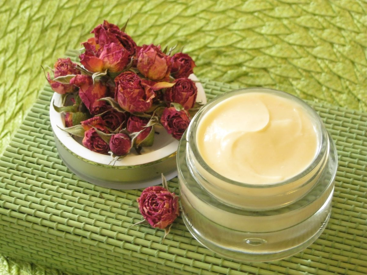 Масла для крема в домашних условиях 585