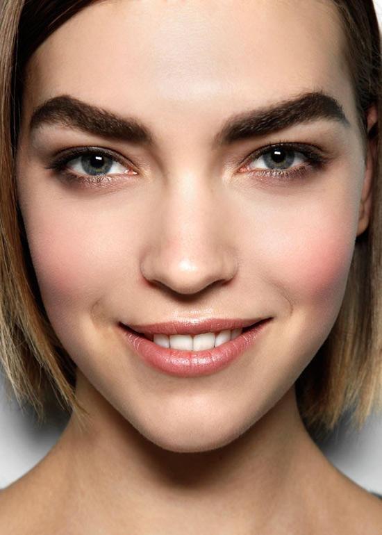 Как сделать лицо как у моделей