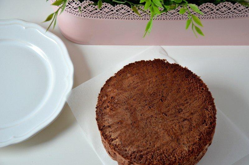 Рецепт бисквит шоколадный пошаговый рецепт