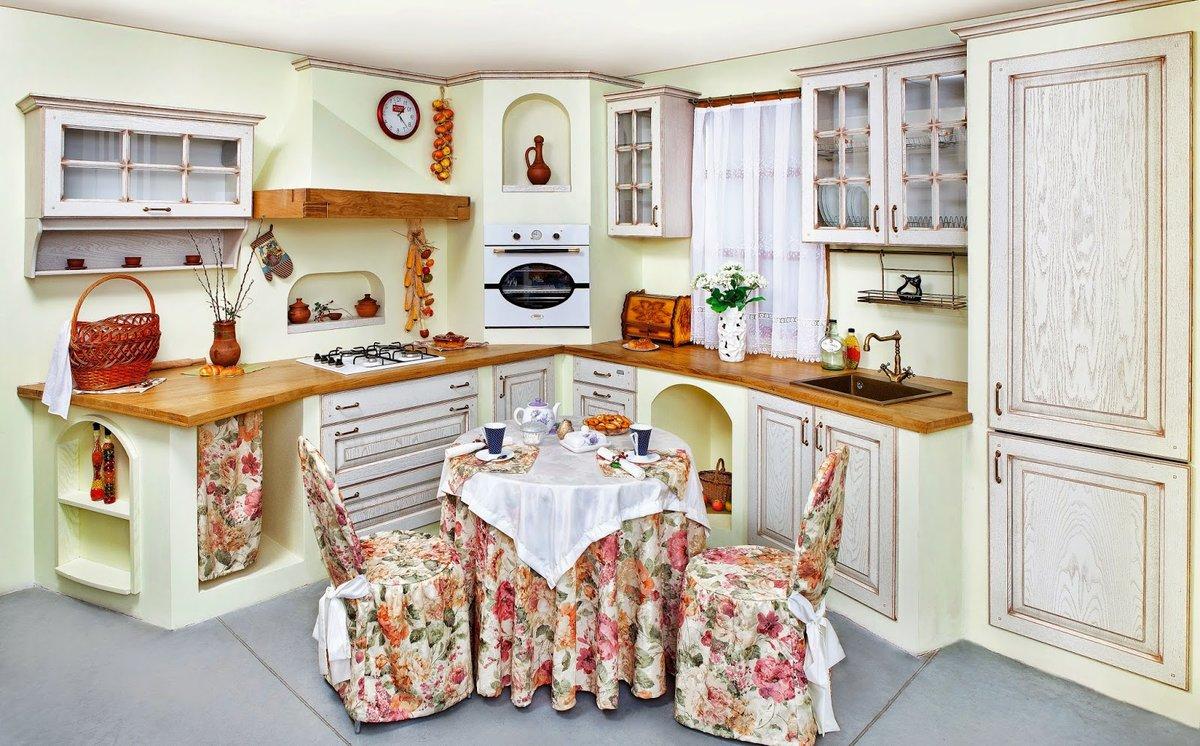 Как сделать кухню поуютней 586