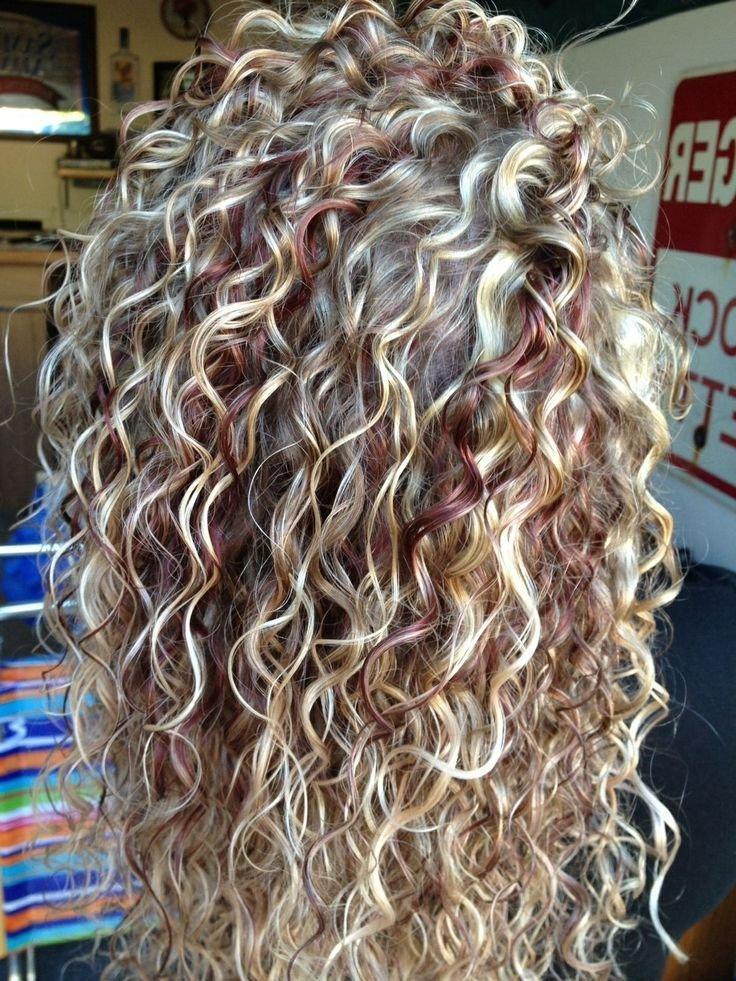 Кудри мелкие волосы