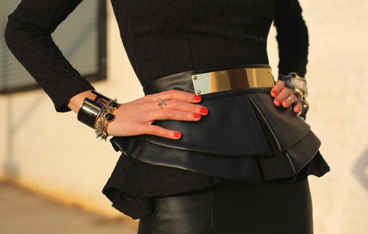 Баска для юбки своими руками