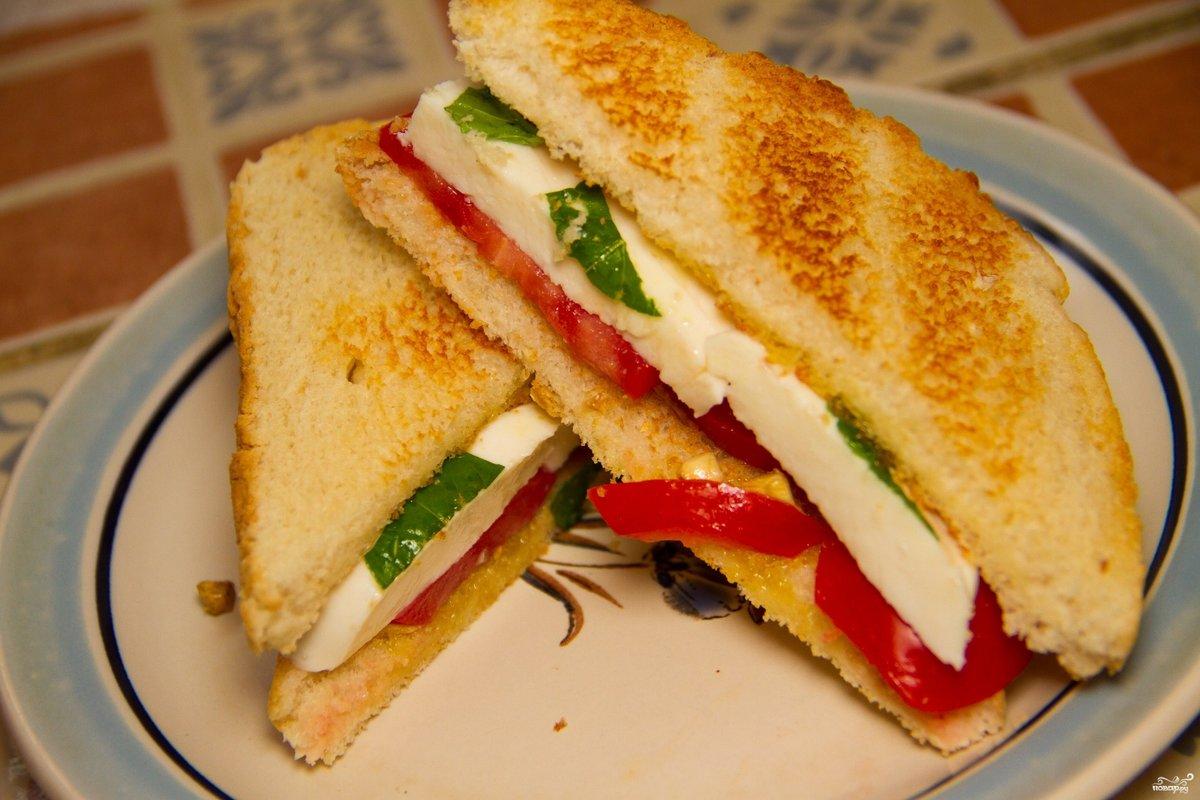 Как сделать сэндвич фото 517