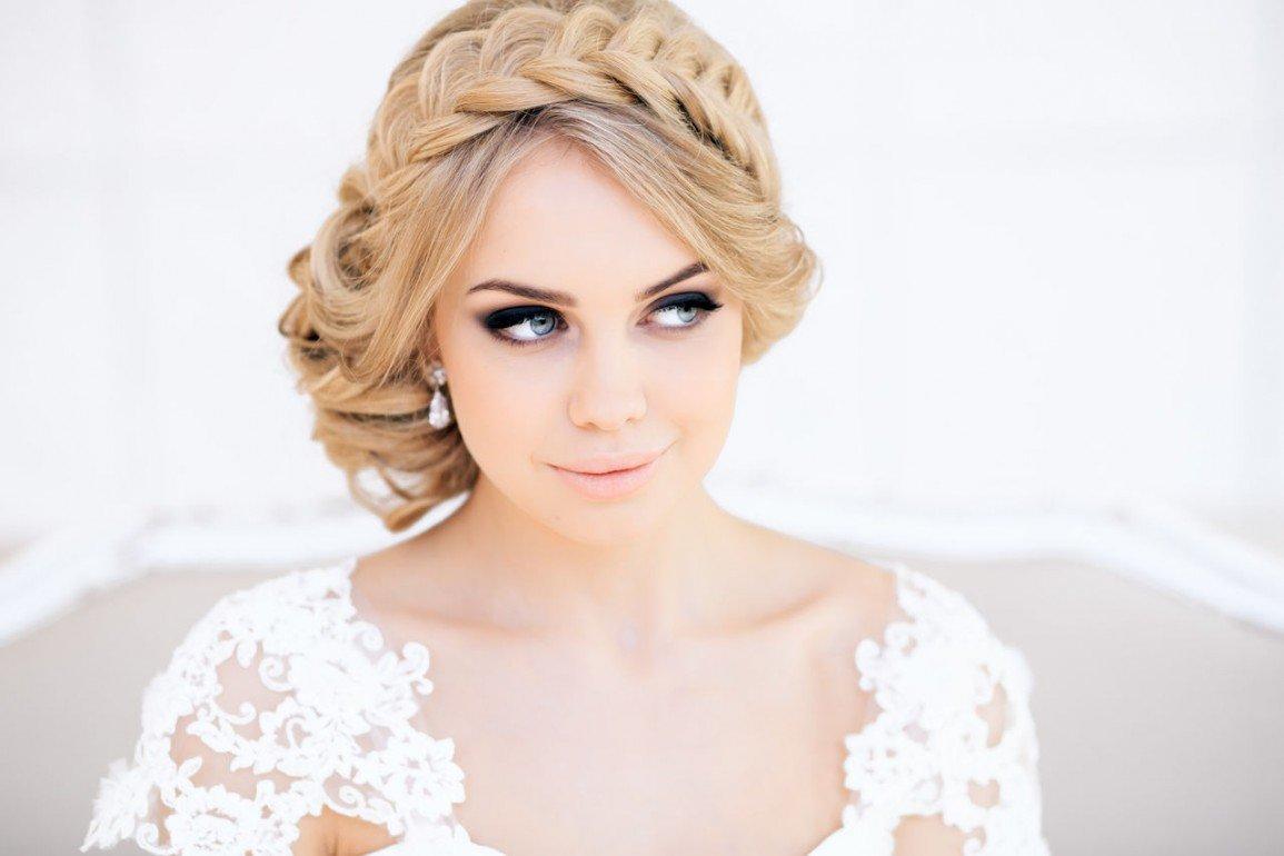Прически на свадьбу для невесты в картинках