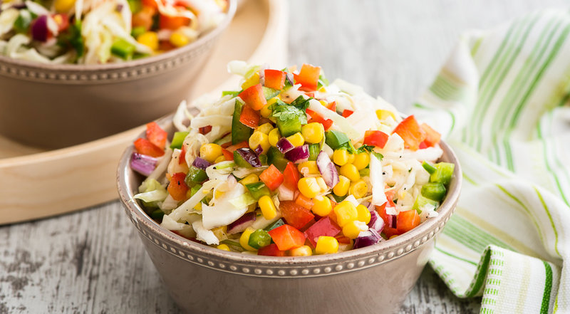 Простые салаты с кукурузой рецепты