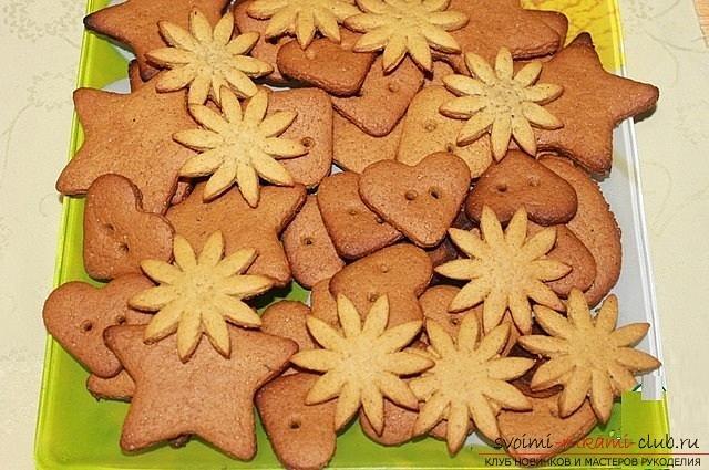 Два бесплатных подробных мастер класса по приготовлению новогоднего печенья, рецепты создания китайского печенья с предсказаниям