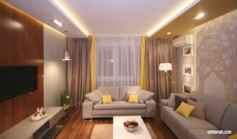 Дизайн ремонты комнат гостиных
