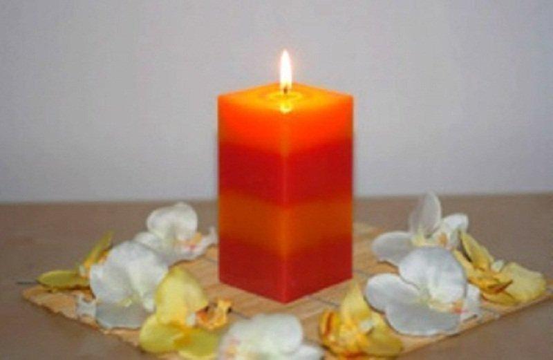 Как сделать свечи церковные своими руками в домашних условиях фото пошагово