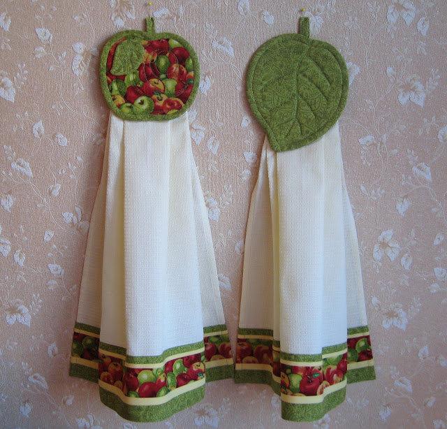 Текстильные держатели для полотенец - карточка от пользователя Anastasia Shumakova в Яндекс.Коллекциях