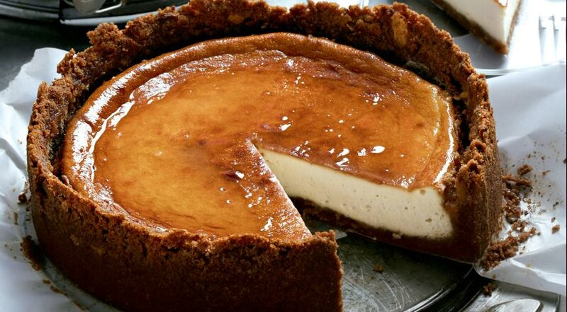 Рецепт торта чизкейк нью-йорк