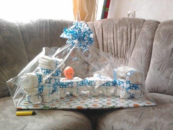 Подарок на рождение младенца 93