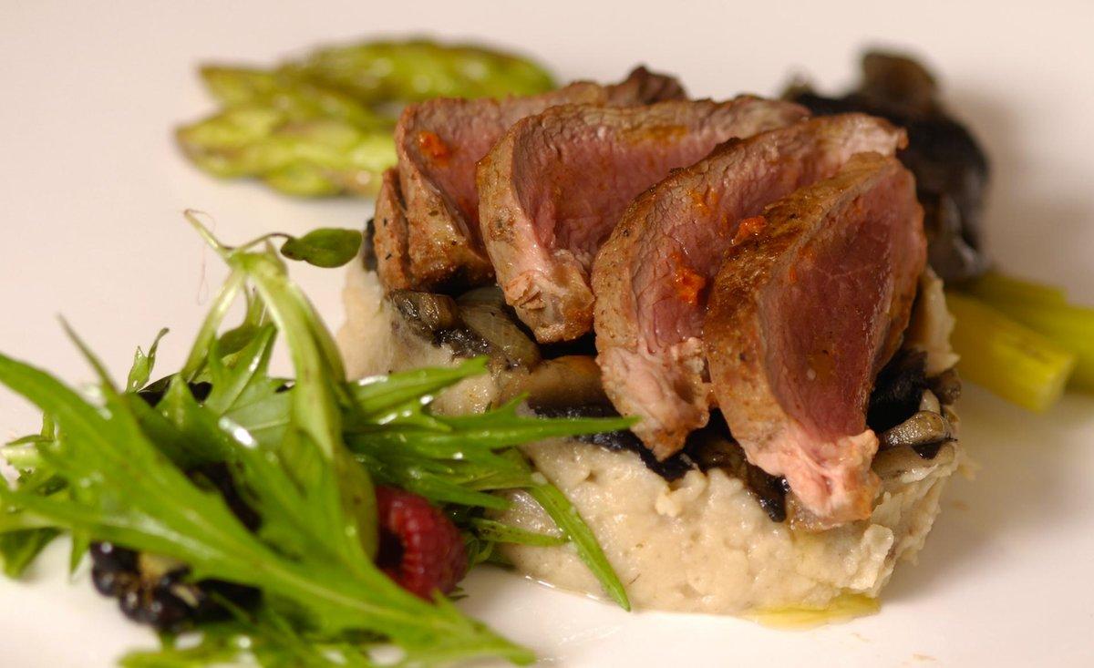 Рецепты блюд из оленины