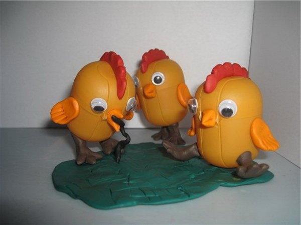 Киндер яиц своими руками фото
