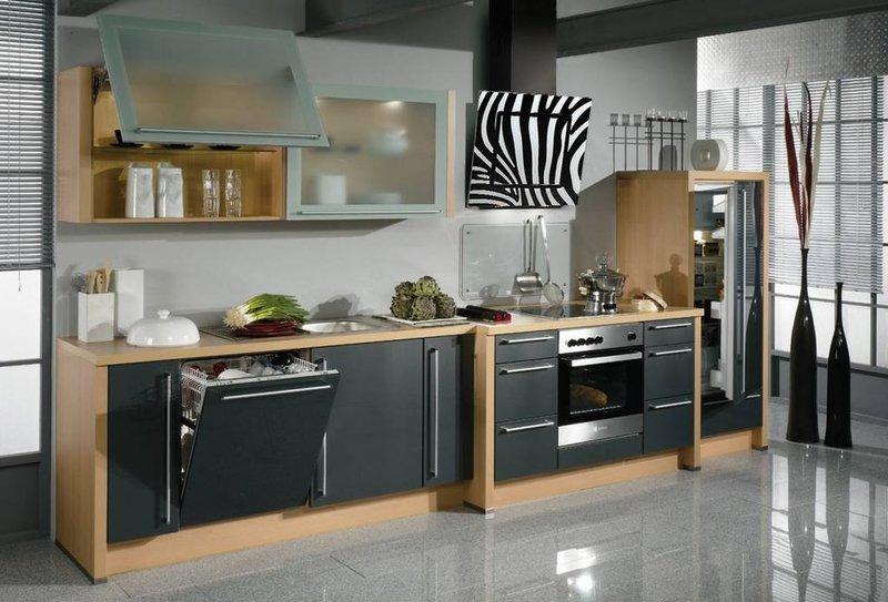 Фото кухни с вытяжкой дизайн