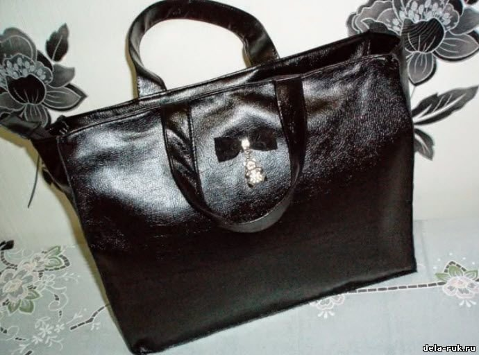 Пошив сумки своими руками фото