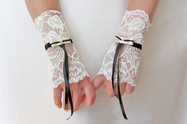 Сшить перчатки на один палец 222
