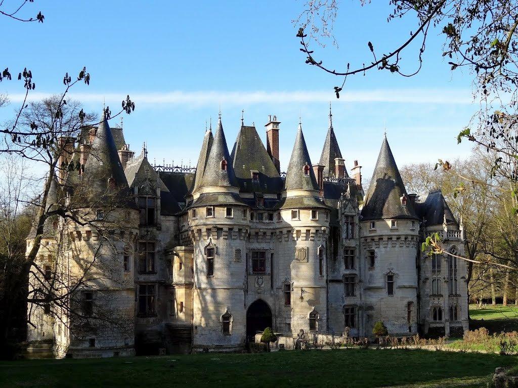 Chateau de Vizille, Isere, France  № 156873 бесплатно