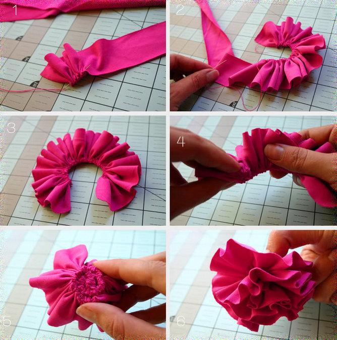 Как сделать самим цветы своими руками 533