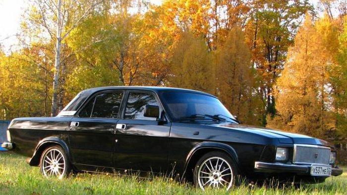 Волга тюнинг 3102