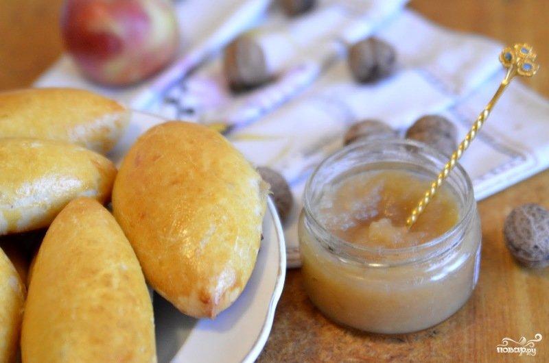 Пирожки с яблочным повидлом в Яндекс.Коллекциях