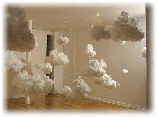 Как сделать облака из ваты своими руками. Мастер