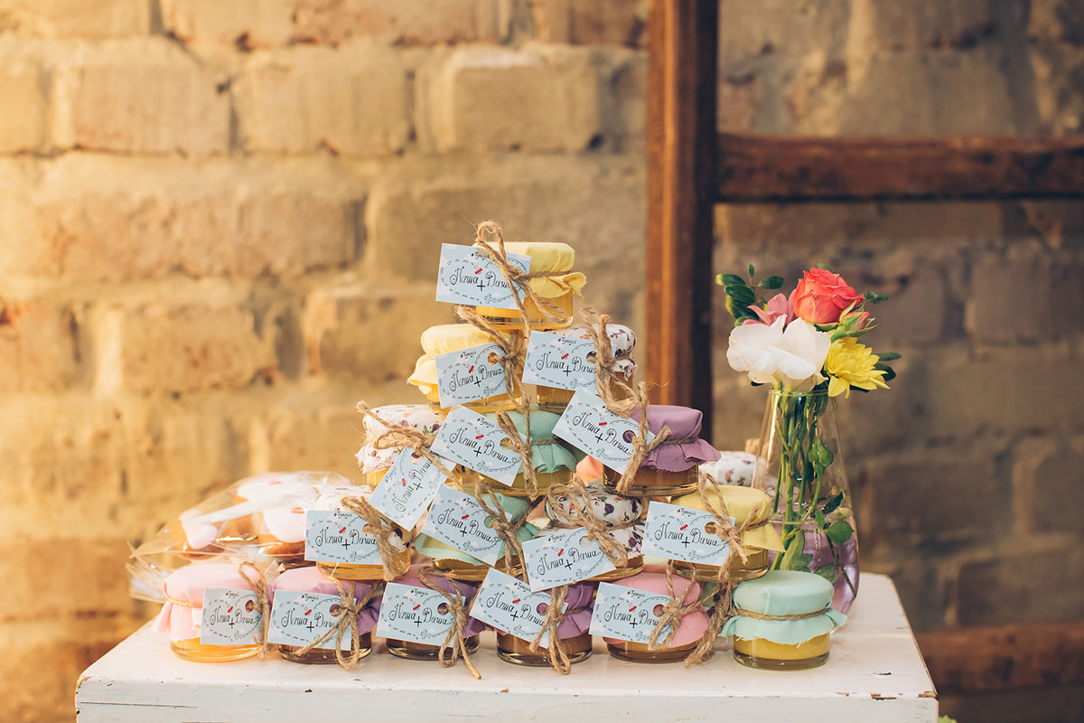 Как на свадьбе собирают подарки