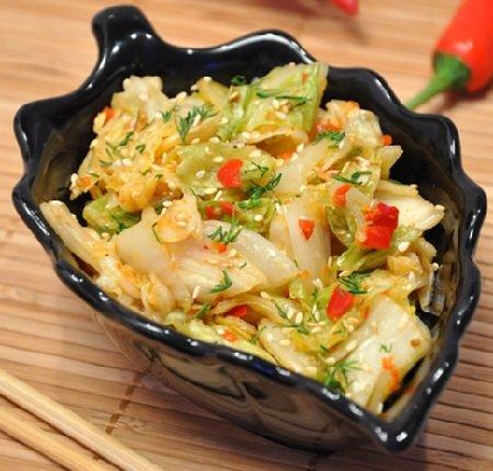 Рецепт кимчи из пекинской капусты по корейски пошаговый рецепт с
