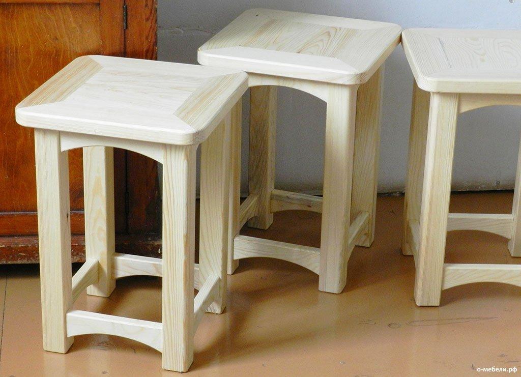 Сделать стул своими руками с дерева фото 186