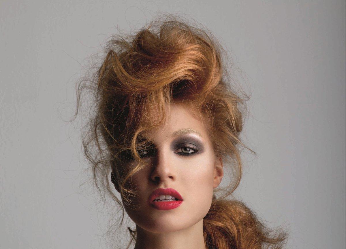 Пышные прически на длинные волосы: фото, как сделать укладку 48