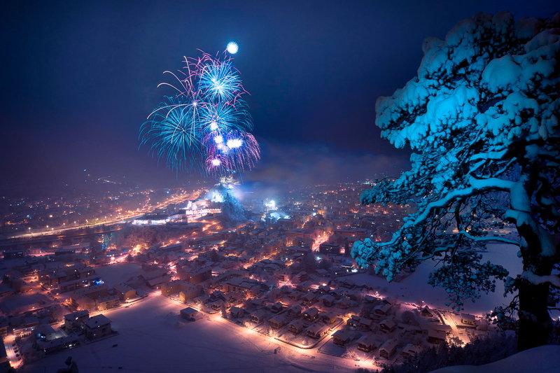Что посмотреть' на новый год
