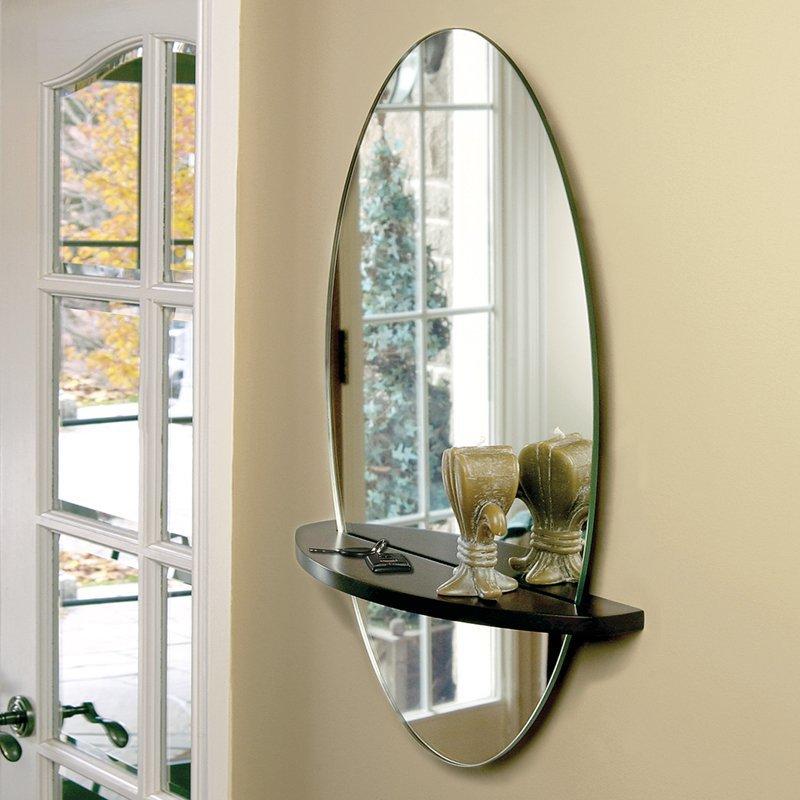 Зеркало для прихожей своими руками фото 395