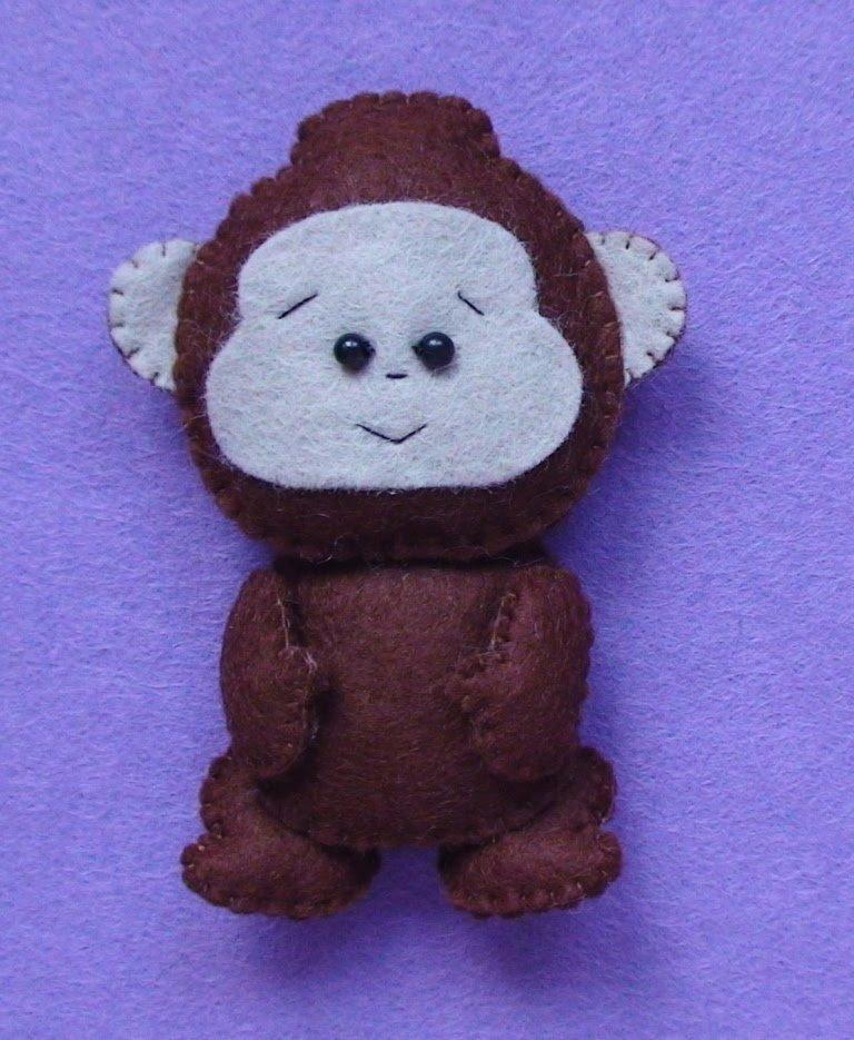 Поделки к году обезьяны своими 115