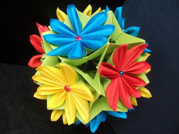 Оригами для учителя на день учителя