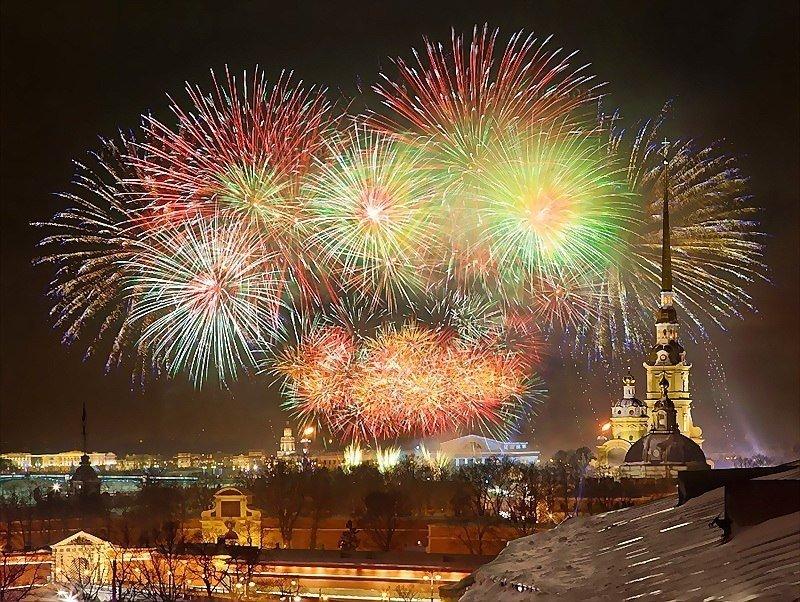 Железногорск новый год 2017