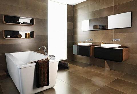 Ванны в стиле хай тек дизайн