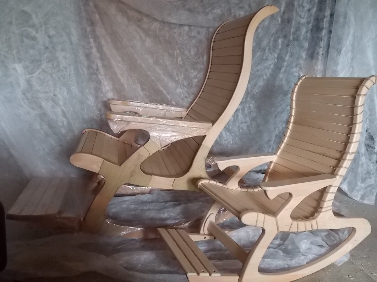 Скользящее кресло качалка своими руками из дерева фото чертежи и ход работы