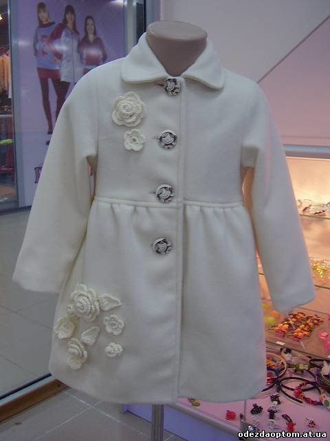 Сшить пальто своими руками на девочку 4 лет 24