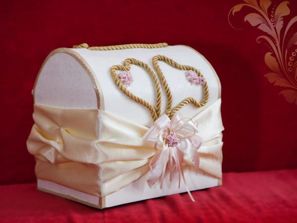 Шкатулки своими руками из картона на свадьбу