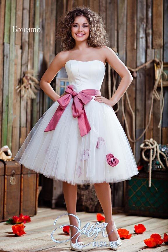 Платье пышное короткое своими руками