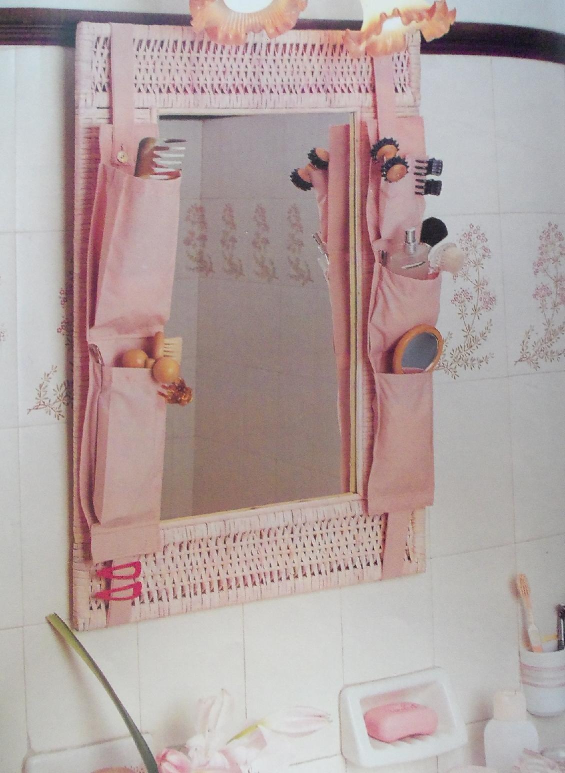 Органайзер своими руками в ванную комнату в 241