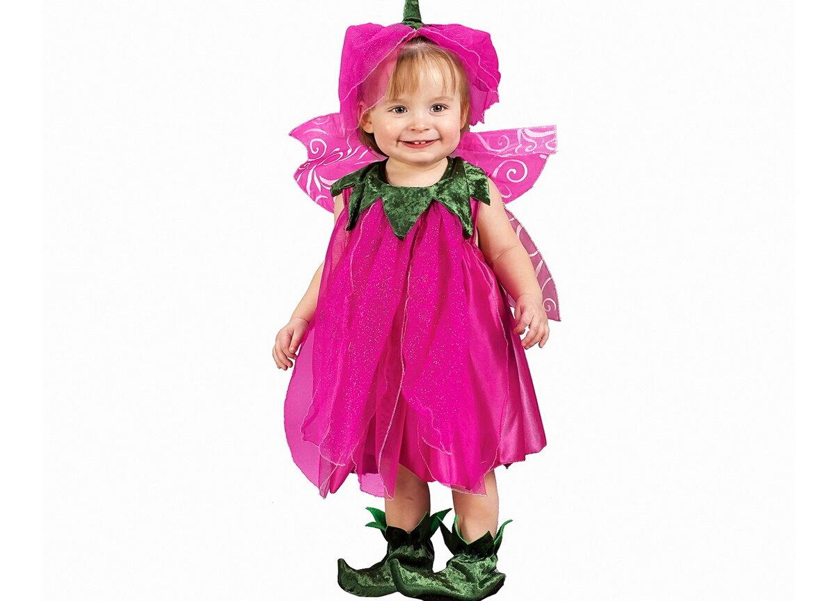 Как сделать новогодний костюм девочке