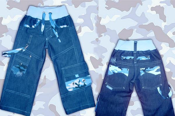 Сшить джинсы мальчику из старых джинсов 42