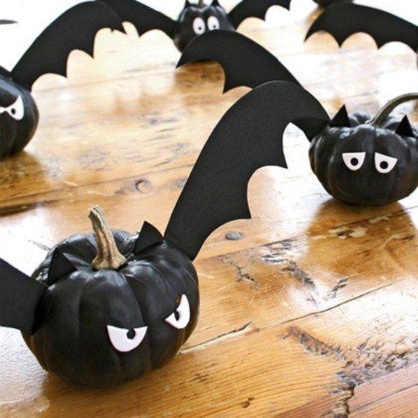 Поделки на хэллоуин своими руками в домашних условиях 17