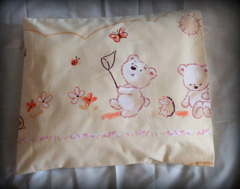 Как сшить подушку для мамы своими руками